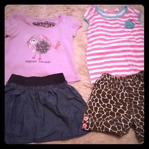 Lot of 3T girl clothes
